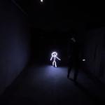LEDを使った赤ちゃんのハロウィーンコスチュームがかわいすぎる