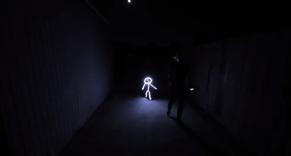 Baby LED light suit halloween costume preview - YouTube