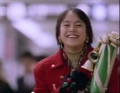 JR東海CM クリスマスエクスプレス (X'mas Express) 全編3