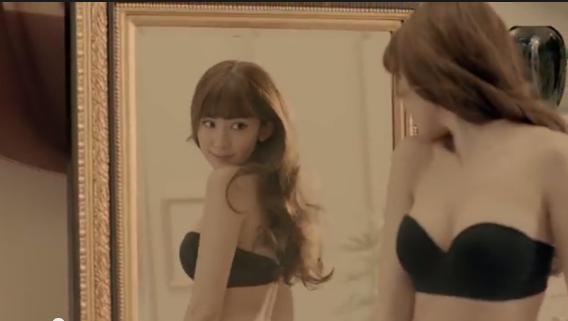 2013-12-11 18_43_43-小嶋陽菜出演 ワークブラ スピンオフムービー - YouTube
