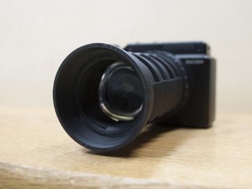Hand-made-Camera-Lens