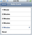 auto-lock