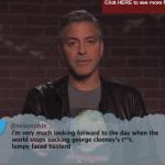 ハリウッド俳優がTwitter上の自分の悪口を自ら読み上げる番組