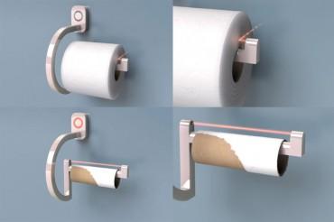 トイレットペーパーの補充忘れを防ぐただ1つの方法! トイレで失敗しないガジェットはこちら