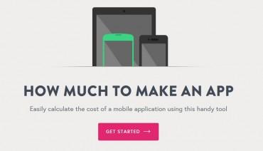 スマホアプリを開発するのって、いったいいくらかかるの? という質問に答えるサイト